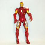 "2011 Marvel Avengers Movie series Iron Man Fusion Armor MK  V11 3.75"" Action figure"